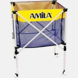 Προσφορά από το Cosmossport σε Amila  - Amila Καλαθι Μεταφορασ Μπαλων (3005502632_17029) - DealFinder.gr