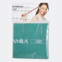 Προσφορά από το Cosmossport σε Amila  - Amila Λάστιχο Gymband, Light 250 X 15 X 0,03 Cm (30617700002_009) - DealFinder.gr