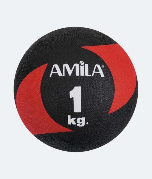 Προσφορά από το Cosmossport σε Amila  - Amila Medicine Ball 16.5 Cm - 1Kg (9000010334_33390) - DealFinder.gr