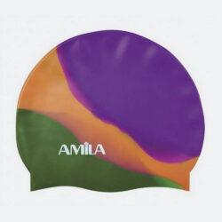 Προσφορά από το Cosmossport σε Amila  - Amila Σκουφακι Σιλικονησ (3167200045_202) - DealFinder.gr