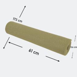 Προσφορά από το Cosmossport σε Amila  - Amila Στρώμα Yoga 61 x 173 x 0,6 cm 1100gr (9000059536_453) - DealFinder.gr
