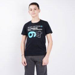 Προσφορά από το Cosmossport σε BODY ACTION  - Body Action Boys Παιδική Μπλούζα (9000050122_1899) - DealFinder.gr