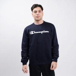Προσφορά από το Cosmossport σε Champion  - Champion Crewneck Sweatshirt Ανδρική Μακρυμάνικη Μπλούζα (9000067289_1865) - DealFinder.gr