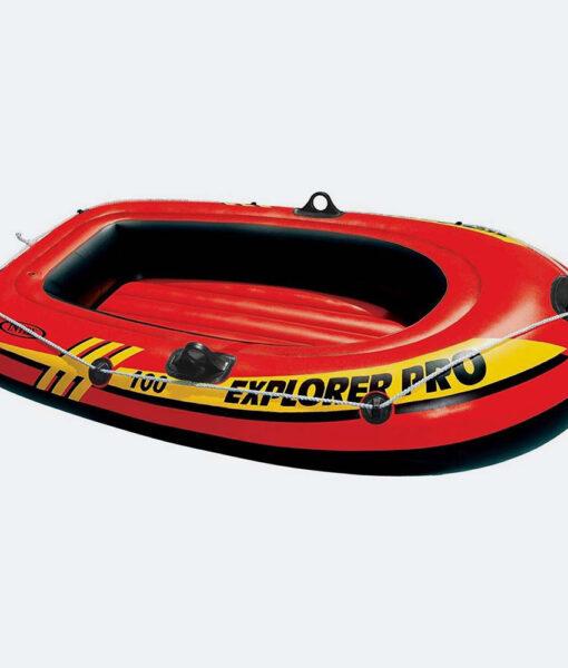 Προσφορά από το Cosmossport σε INTEX  - INTEX Explorer Pro 100 Φουσκωτή Βάρκα 160 X 94 X 29 Cm (9000011757_17029) - DealFinder.gr