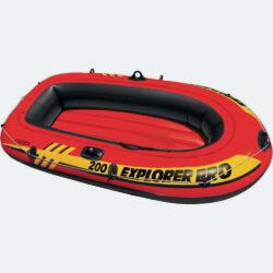 Προσφορά από το Cosmossport σε INTEX  - INTEX Explorer Pro 200 Φουσκωτή Βάρκα 196 Χ 102 Χ 33 Cm (33712900003_17029) - DealFinder.gr