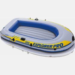 Προσφορά από το Cosmossport σε INTEX  - INTEX Explorer Pro 300 Set Φουσκωτή Βάρκα 244 X 117 X 36 Cm (9000011824_17029) - DealFinder.gr