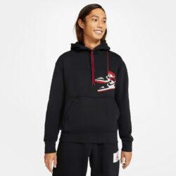 Προσφορά από το Cosmossport σε JORDAN  - Jordan Jumpman Holiday Ανδρική Μπλούζα με Κουκούλα (9000056297_1469) - DealFinder.gr