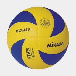 Προσφορά από το Cosmossport σε Mikasa  - Mikasa Μπάλα Βόλεϋ Mikasa Mva330 No. 5 (9000009326_17029) - DealFinder.gr