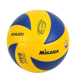 Προσφορά από το Cosmossport σε Mikasa  - Mikasa Mva300 Μπαλα Bolley Νο. 5 (31714100018_452) - DealFinder.gr