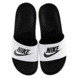 Προσφορά από το Cosmossport σε Nike  - Nike Benassi JDI Ανδρικές Slides (9000002124_11063) - DealFinder.gr