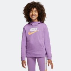 Προσφορά από το Cosmossport σε Nike  - Nike Sportswear Παιδική Μπλούζα με Κουκούλα (9000055906_46611) - DealFinder.gr