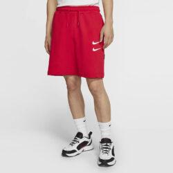 Προσφορά από το Cosmossport σε Nike  - Nike Sportswear Swoosh Men's French Terry Shorts (9000044101_8229) - DealFinder.gr