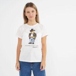 Προσφορά από το Cosmossport σε Polo Ralph Lauren  - Polo Ralph Lauren Γυναικείο T-Shirt (9000064635_49044) - DealFinder.gr