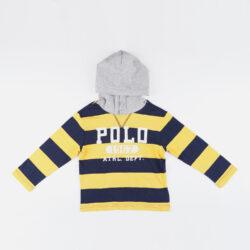 Προσφορά από το Cosmossport σε Polo Ralph Lauren  - Polo Ralph Lauren Cotton Jersey Graphic Βρεφική Μπλούζα με Μακρύ Μανίκι (9000066790_49506) - DealFinder.gr