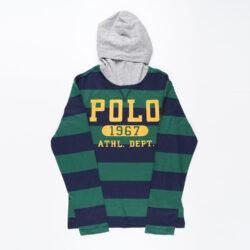 Προσφορά από το Cosmossport σε Polo Ralph Lauren  - Polo Ralph Lauren Cotton Jersey Graphic Εφηβική Μπλούζα με Μακρύ Μανίκι (9000066791_49507) - DealFinder.gr