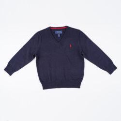 Προσφορά από το Cosmossport σε Polo Ralph Lauren  - Polo Ralph Lauren Knit Cotton Βρεφική Πλεκτή Μπλούζα (9000066792_33597) - DealFinder.gr