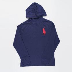 Προσφορά από το Cosmossport σε Polo Ralph Lauren  - Polo Ralph Lauren Εφηβική Μπλούζα με Κουκούλα (9000066789_33597) - DealFinder.gr