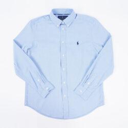 Προσφορά από το Cosmossport σε Polo Ralph Lauren  - Polo Ralph Lauren Oxford Εφηβικό Πουκάμισο (9000066787_49510) - DealFinder.gr