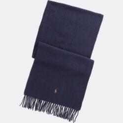 Προσφορά από το Cosmossport σε Polo Ralph Lauren  - Polo Ralph Lauren Sign It Wool Oblong Ανδρικό Κασκόλ (9000064605_42083) - DealFinder.gr