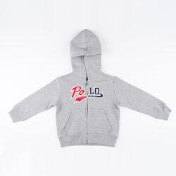 Προσφορά από το Cosmossport σε Polo Ralph Lauren  - Polo Ralph Lauren Logo Fleece Βρεφική Ζακέτα (9000066796_41979) - DealFinder.gr