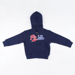 Προσφορά από το Cosmossport σε Polo Ralph Lauren  - Polo Ralph Lauren Logo Fleece Βρεφική Ζακέτα (9000066794_33597) - DealFinder.gr