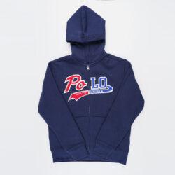 Προσφορά από το Cosmossport σε Polo Ralph Lauren  - Polo Ralph Lauren Logo Fleece Παιδική Ζακέτα (9000066795_33597) - DealFinder.gr