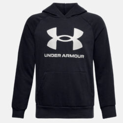 Προσφορά από το Cosmossport σε Under Armour  - Under Armour Rival Fleece Big Logo Παιδική Μπλούζα με Κουκούλα (9000057606_44187) - DealFinder.gr