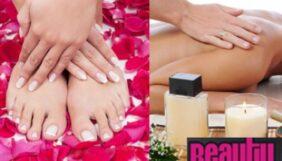 Προσφορά Deal από το Bodydeals - Pedicure Ημιμόνιμο+Αποτρίχωση σε Full Πόδια - Ημιμόνιμο Manicure+ Pedicure+Αποτρίχωση+Μασάζ - Περιστέρι - 20€ για ένα Pedicure Ημιμόνιμο και μία Αποτρίχωση σε Full Πόδια ή 25€ για ένα Manicure Ημιμόνιμο, ένα Σχηματισμό Φρυδιών, μία Αποτρίχωση Άνω Χείλους, μία Περιποίηση Προσώπου και ένα Μασάζ διάρκειας 20 λεπτών ή 50€ για ένα Manicure Ημιμόνιμο, ένα Pedicure Ημιμόνιμο, 2 nail Art, μία Full Body Αποτρίχωση και ένα Μασάζ διάρκειας 40 λεπτών (Έκπτωση 57%), από το «Beauty Passion» στο Περιστέρι!!! - DealFinder.gr