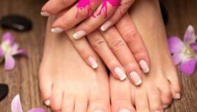 Προσφορά Deal από το Bodydeals - Manicure+Pedicure Ημιμόνιμo Καλλιθέα - 12€ από 57€ (Έκπτωση 79%) για ένα Spa Manicure και ένα Pedicure με Ημιμόνιμη ή απλή Βαφή επιλογής από απλό ή γαλλικό, μία Αποτρίχωση Άνω Χείλους με κλωστή και ένα Σχηματισμό Φρυδιών, από το «Beauty Academy» στην Καλλιθέα!!! - DealFinder.gr