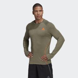 Προσφορά από το Cosmossport σε adidas Performance  - adidas Runner Long Sleeve Tee Ανδρική Μακρυμάνικη Μπλούζα (9000058709_43462) - DealFinder.gr