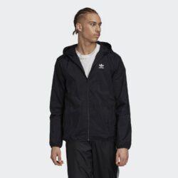 Προσφορά από το Cosmossport σε adidas Originals  - adidas Originals Trefoil Essentials Windbreaker Ανδρικό Αντιανεμικό Μπουφάν (9000059004_1469) - DealFinder.gr