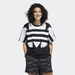 Προσφορά από το Cosmossport σε adidas Originals  - adidas Originals Large Logo Women's Tee (9000045454_1480) - DealFinder.gr