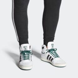Προσφορά από το Cosmossport σε adidas Originals  - adidas Originals Men's Top Ten Hi Shoes (9000044753_43326) - DealFinder.gr