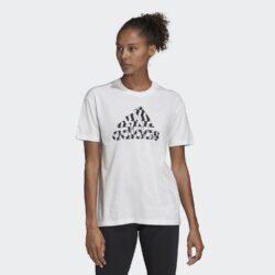 Προσφορά από το Cosmossport σε adidas Performance  - Adidas Must Haves Graphic Women's Tee (9000045063_1539) - DealFinder.gr