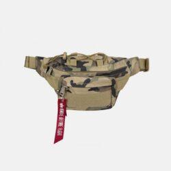 Προσφορά από το Cosmossport σε Alpha Industries  - Alpha Industries Tactical Waist Bag Τσάντα Μέσης (9000064837_49100) - DealFinder.gr