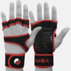 Προσφορά από το Cosmossport σε Amila  - Amila Γάντια Προπόνησης, S (9000052251_22539) - DealFinder.gr