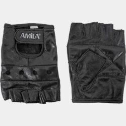 Προσφορά από το Cosmossport σε Amila  - Amila Weight Lifting Gloves (30617400001_001) - DealFinder.gr
