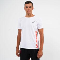 Προσφορά από το Cosmossport σε asics  - Asics Future Tokyo Ανδρικό T-Shirt (9000062993_6761) - DealFinder.gr