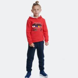 Προσφορά από το Cosmossport σε BODYTALK  - BodyTalk Παιδικό Σύνολο Φούτερ με Παντελόνι Φόρμας (9000059430_1634) - DealFinder.gr