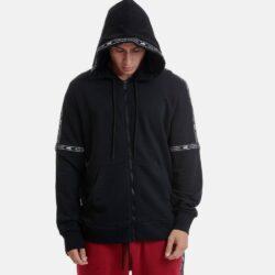 Προσφορά από το Cosmossport σε BODYTALK  - Bodytalk Parkourm Zip Hooded Sweater 70%co 30%pes (9000038017_1469) - DealFinder.gr