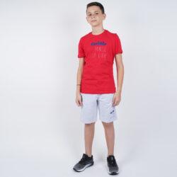 Προσφορά από το Cosmossport σε BODYTALK  - Bodytalk Kids' Set T-Shirt & Shorts (9000049184_1634) - DealFinder.gr