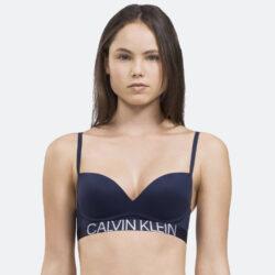 Προσφορά από το Cosmossport σε Calvin Klein  - Calvin Klein Push Up Women's Bralette (9000030058_3606) - DealFinder.gr