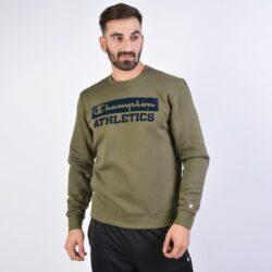 Προσφορά από το Cosmossport σε Champion  - Champion Crewneck Sweatshirt - Ανδρική Μπλούζα (9000038401_41649) - DealFinder.gr