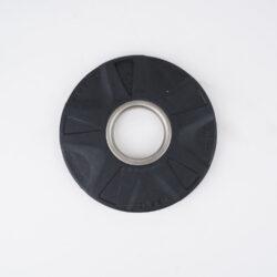 Προσφορά από το Cosmossport σε Amila  - Amila Δίσκος με Επένδυση Λάστιχου 50mm - 1,25kg (51549990029_17029) - DealFinder.gr