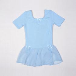 Προσφορά από το Cosmossport σε Go Dance  - Go Dance Short SLeeve Leotard W/skirt (23320530000_3355) - DealFinder.gr