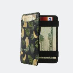 Προσφορά από το Cosmossport σε Hunterson  - Hunterson Magic Coin Wallet RFID - Δερμάτινο Πορτοφόλι (9000063545_3022) - DealFinder.gr