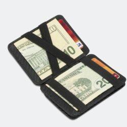Προσφορά από το Cosmossport σε Hunterson  - Hunterson Magic Coin Wallet RFID - Δερμάτινο Πορτοφόλι (9000063543_14625) - DealFinder.gr
