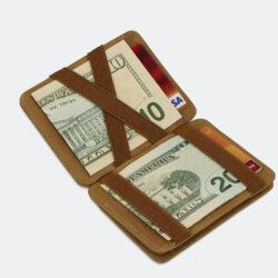 Προσφορά από το Cosmossport σε Hunterson  - Hunterson Magic Coin Wallet RFID - Δερμάτινο Πορτοφόλι (9000063542_1930) - DealFinder.gr