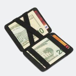 Προσφορά από το Cosmossport σε Hunterson  - Hunterson Magic Wallet RFID - Δερμάτινο Πορτοφόλι (9000063534_1469) - DealFinder.gr