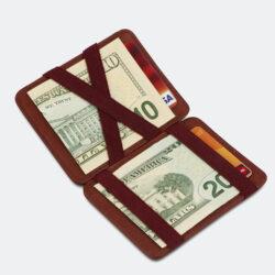 Προσφορά από το Cosmossport σε Hunterson  - Hunterson Magic Wallet RFID - Δερμάτινο Πορτοφόλι (9000063536_3359) - DealFinder.gr